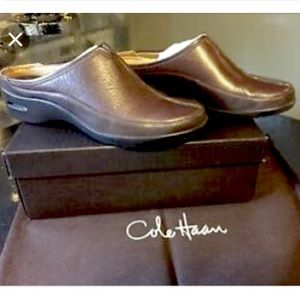 Cole Haan Nike Air Reva Mule Clog Slip On D23562
